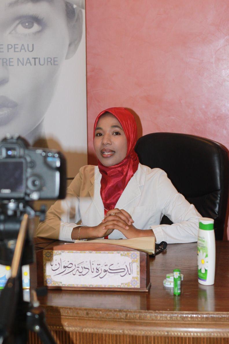 Dr. Nadia Radouane